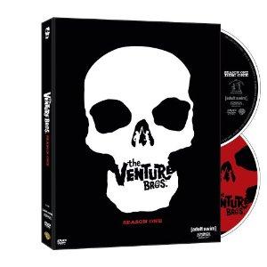 Watch Venture Bros!